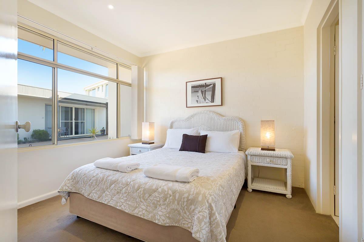 Bedroom - One Bedroom Apartment